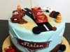 Cars cake for Sisize