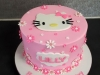 Hello Kitty cake for little Lilly