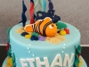 Nemo themed cake