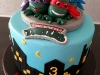 Ninja Turtle cake for Tobi