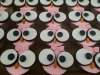Owl cup cakes