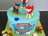 Paw Patrol cake for Levi