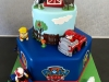 Paw patrol save the farm animals