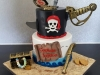 Pirate cake for Jaydon