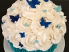Giant cup cake with butterflies.jpg