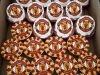 Manchester United edible print cup cakes