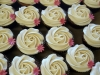 Rose swirl butter cream cup cakes for Nomkhita
