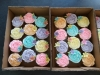 Spring cupcakes for Corporate client