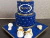 Special baby shower cake